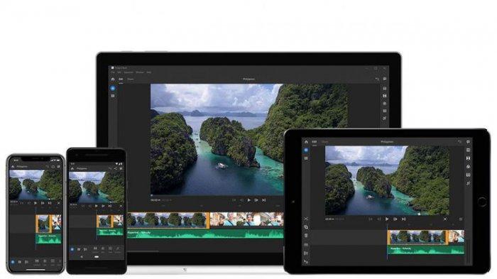 Adobe Kenalkan Premiere Rush CC, Aplikasi Edit Video untuk YouTuber