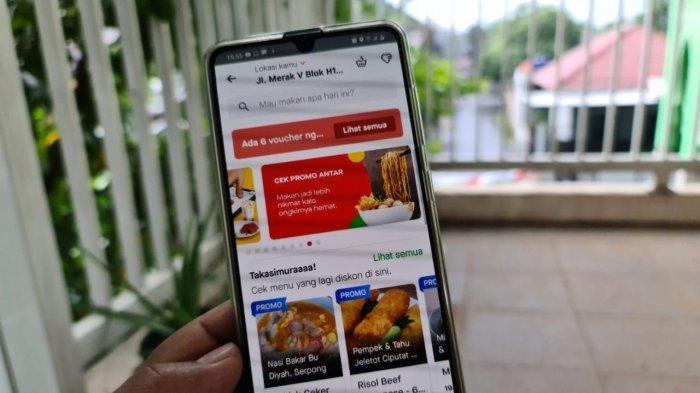 Cara Daftar Gofood Secara Online Gratis Tanpa Biaya Pendaftaran Lewat Aplikasi Gobiz Tribunnews Com Mobile