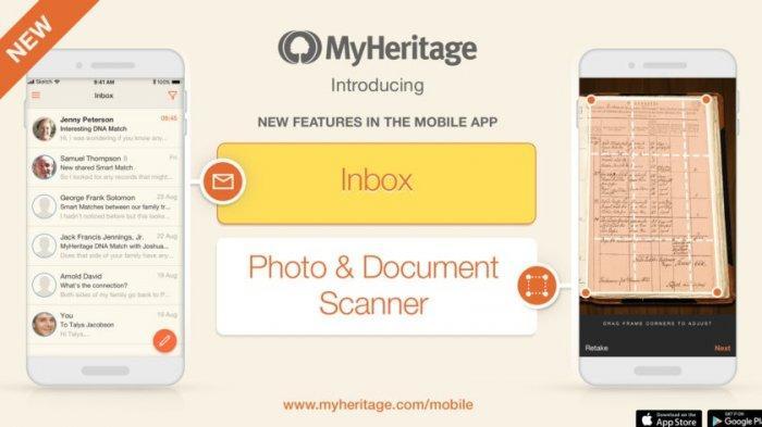 Server My Heritage Dikabarkan Sempat Down Setelah 10 Juta Unggahan Gambar oleh Netizen