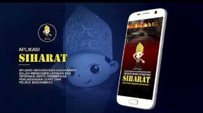 Aplikasi Siharat Solusi Atasi Masalah di Banjarbaru Mulai Dari Kejahatan Hingga Pasang Regulator