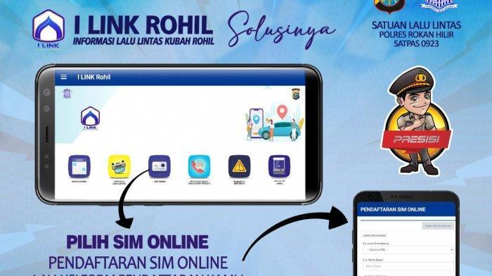aplikasi sim I-Link