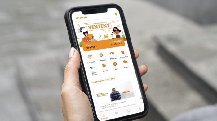 Super App Ventenity Ajak Karyawan Happy Jalani Hidup Lewat 4 Solusi Kebutuhan Harian
