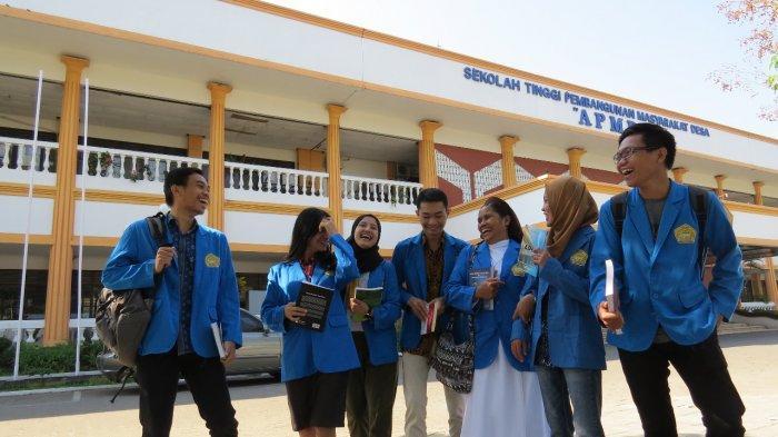 Program Studi Pembangunan Masyarakat- Desa (D III) Akreditasi B.