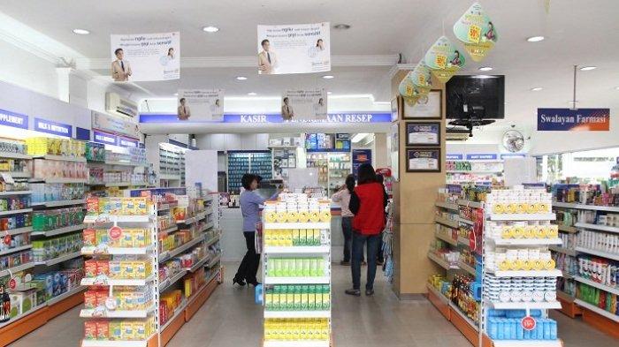 Kimia Farma Jamin Stok Obat dan Suplemen di Apotek Aman dan Harga Tetap