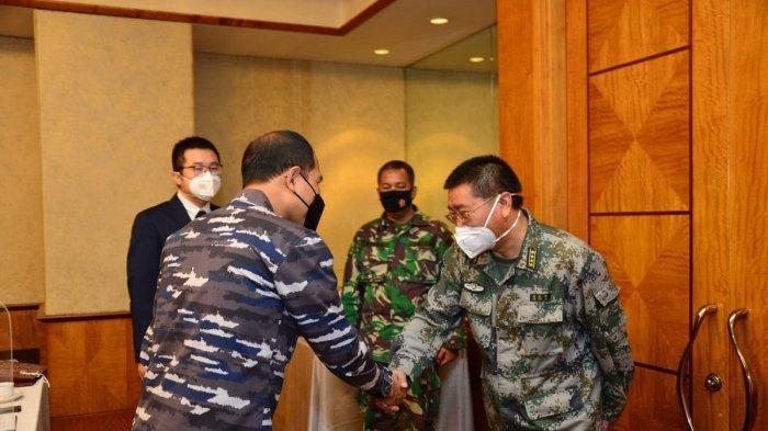 Operasi Penyelamatan KRI Nanggala 402 Resmi Diakhiri, TNI AL Apresiasi Angkatan Laut China