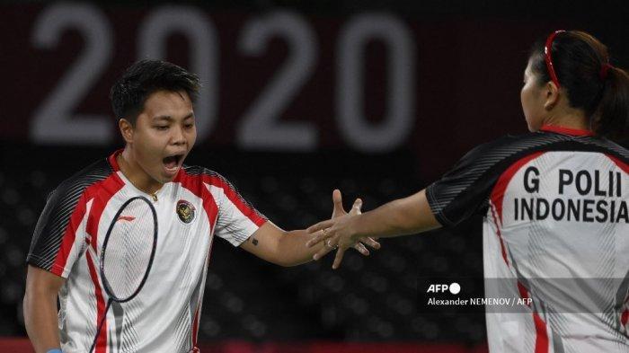 Live Streaming Piala Uber 2021 Malam Ini Indonesia vs Thailand, Babak Perempat Final di TVRI