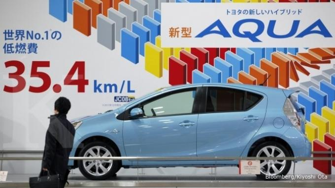 Aqua Japan Incar Posisi Tiga Besar Produk Elektronik Rumah Tangga