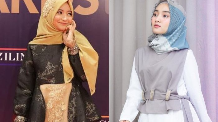Arafah Rianti dan Fatin Shidqia Lubis