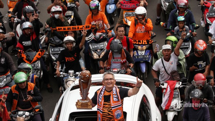 Ketua Umum The Jakmania Bicara Seputar Polemik Pemain Persija Jakarta