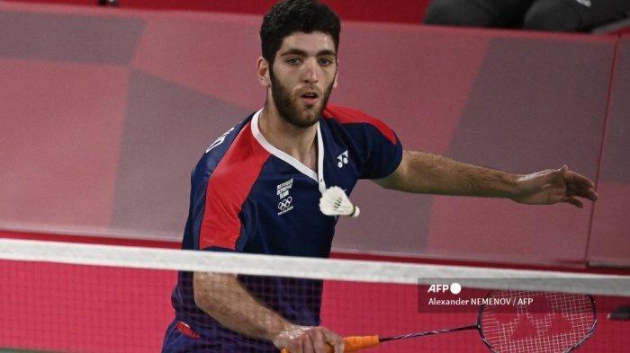Hasil Olimpiade 2021 - Aram Mahmoud Akui Gugup Lawan Jonatan Christie