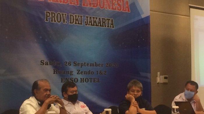 Rapat Pleno BPD Ardin Indonesia DKI Jakarta Putuskan Gelar Rapimda