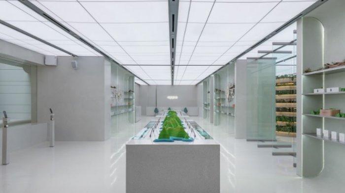 Area Indoor Oppo Gallery