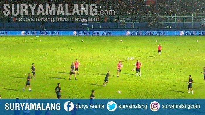 Liga 1 2020 Dilanjutkan, Arema FC Koordinasi dengan Dua Pemda untuk Stadion Kanjuruhan dan Gajayana