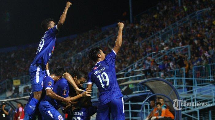 Arema FC Janjikan Hal Ini ke Pelatih Baru: Sudah Incar Tiga Pemain