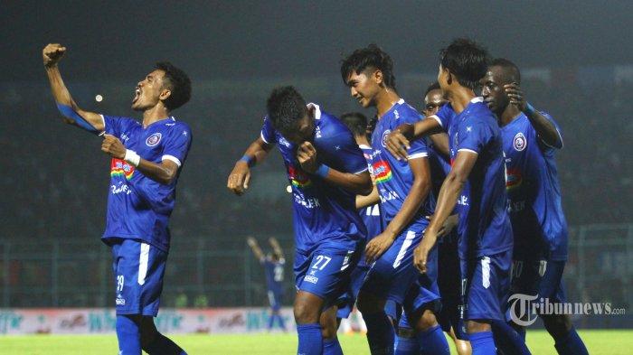 Prediksi Susunan Pemain Persela Vs Arema FC: Singo Edan Kehilangan Empat Andalan