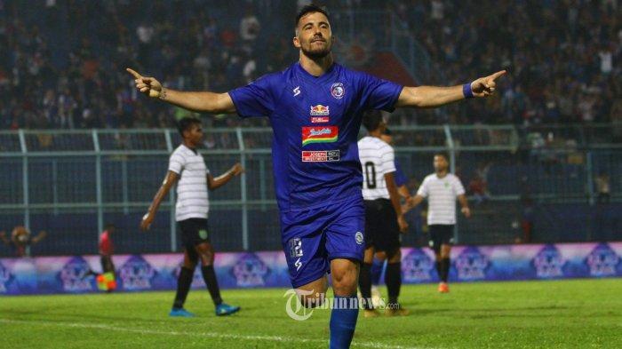 Alasan Meredupnya Pemain Asing Arema FC, Faktor Kepercayaan Diri hingga Emosi