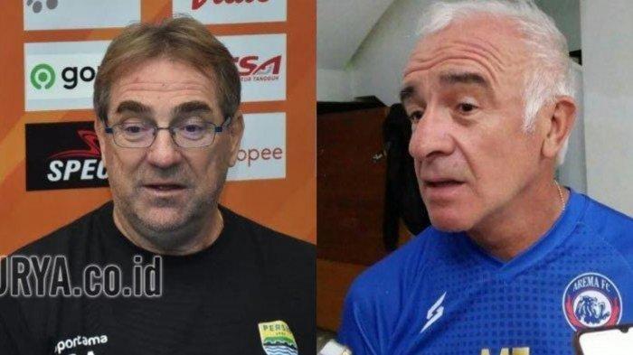 Prediksi Arema FC Vs Persib: Pertarungan Para Mantan, Dari Pelatih Hingga Barisan Penyerang