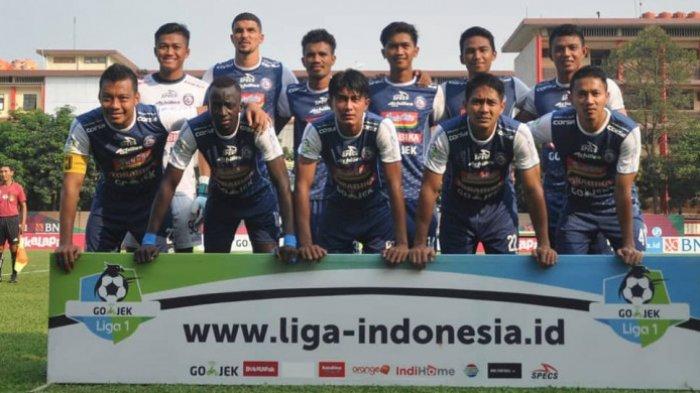 Arema FC Cukur PSMS Medan 5-0: Makan Konate Cetak Brace, Singo Edan Ukir Rekor