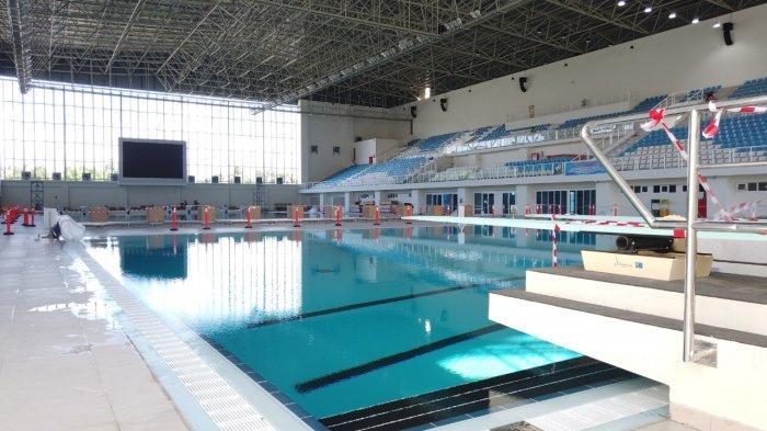 Pembangunan Arena Aquatic PON XX di Papua Diproyeksikan Selesai Agustus
