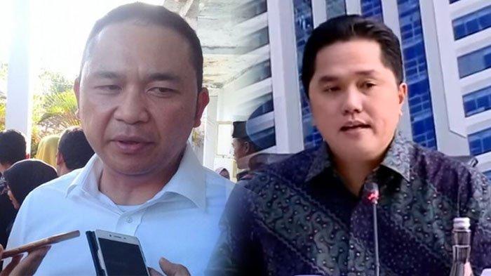Januari 2020, Erick Thohir Ajukan 3 Nama Calon Dirut Garuda Pengganti Ari Askhara ke Jokowi