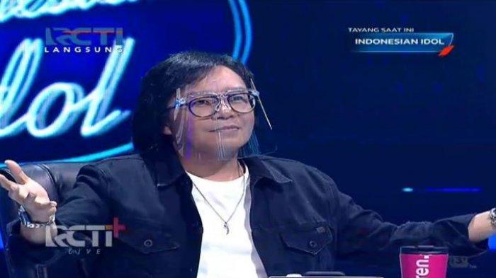 Sembuh dari Covid-19, Ari Lasso Kembali Jadi Juri di Indonesia Idol, Didoakan Begini