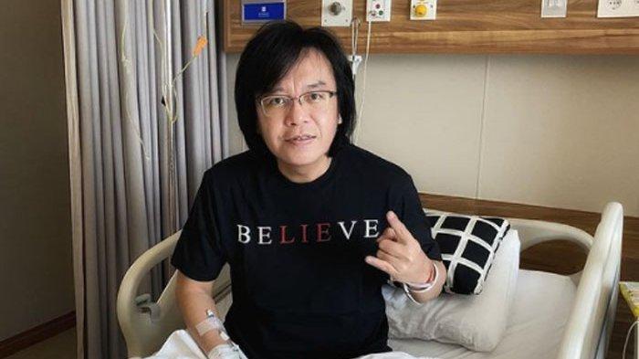 Ari Lasso Jalani Pemeriksaan Medis Usai Operasi Kanker Langka, Apa Hasilnya?