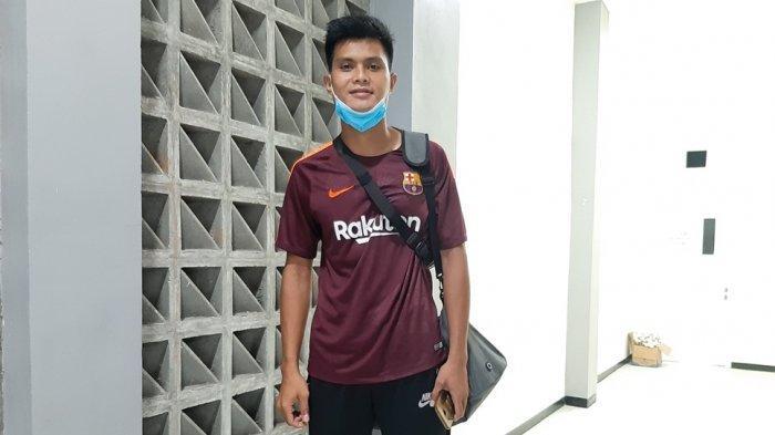Eks Kiper Persita Terpantau di Tempat Seleksi Dewa United FC