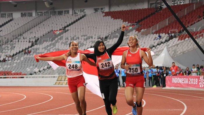 Klasemen Perolehan Medali Asian Para Games 2018 Kamis 11 Oktober, Indonesia Tambah Jumlah Emas