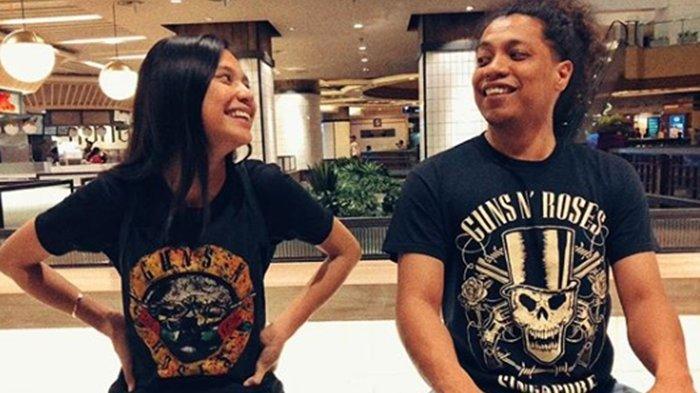 Arie Kriting Pilih Menghindar Ditanya Soal Tuduhan Ibunda Indah Permatasari