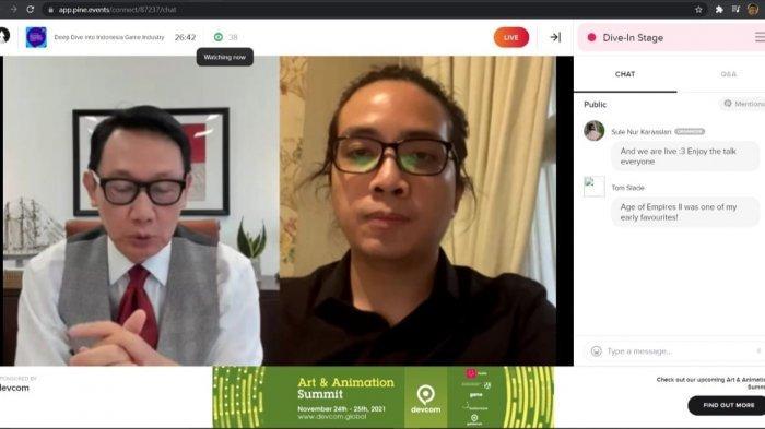 Promosikan Industri Game Lokal Indonesia di Ajang Devcom Developer Conference