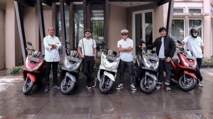 Tandingi Arief Muhammad Cs, Geng Sultan Ikut Beli Motor Bermerek Sama. Kok Bisa?