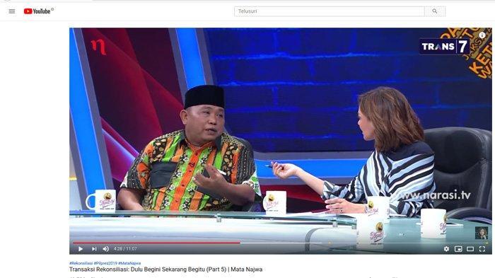 Ditanya Minat Masuk Kabinet Jokowi, Jawaban Arief Poyuono Buat Yunarto Wijaya Terkekeh