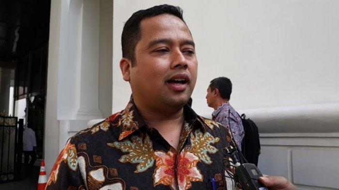 Wali Kota Tangerang Arief R Wismansyah saat ditemui di Komplek Istana Kepresidenan Jakarta, Selasa (16/8/2019).