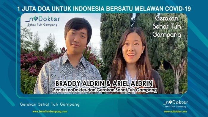 Ariel Aldrin Terharu Kampanye 1 Juta Doa untuk Indonesia Bersatu Melawan Covid-19 Dapat Dukungan