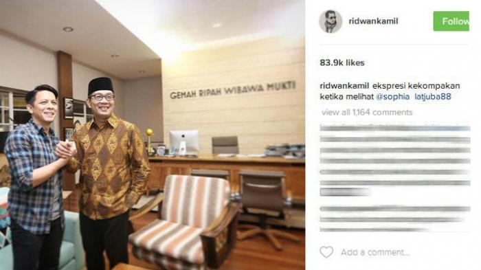 Celoteh Ariel atas Kritik dari Ketua KPAI Soal Foto dengan Ridwan Kamil