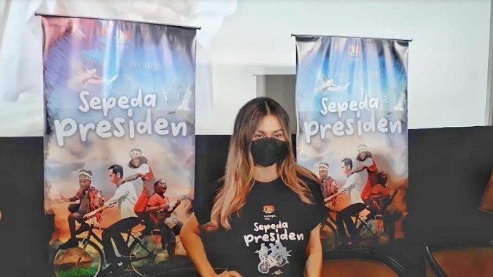 Syuting Film di Papua, Ariel Tatum Persiapkan Kondisi Fisik, Akui Rutin Berolahraga
