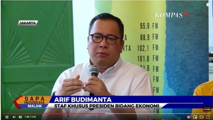 Stafsus: Pertumbuhan Ekonomi Indonesia akan Masuk Zona Positif