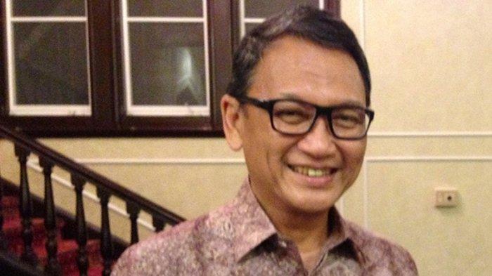 Ir. Arifin Tasrif (63) Duta Besar Indonesia untuk Jepang yang baru
