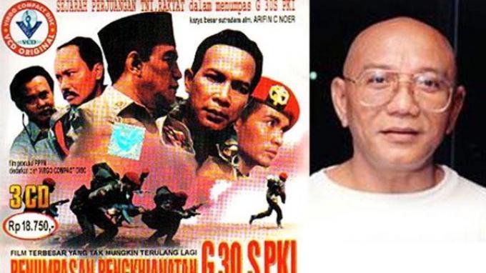 TV One dan MNC TV akan Tayangkan Film Pengkhianatan G30S PKI, Roy Suryo: Layak Diapresiasi