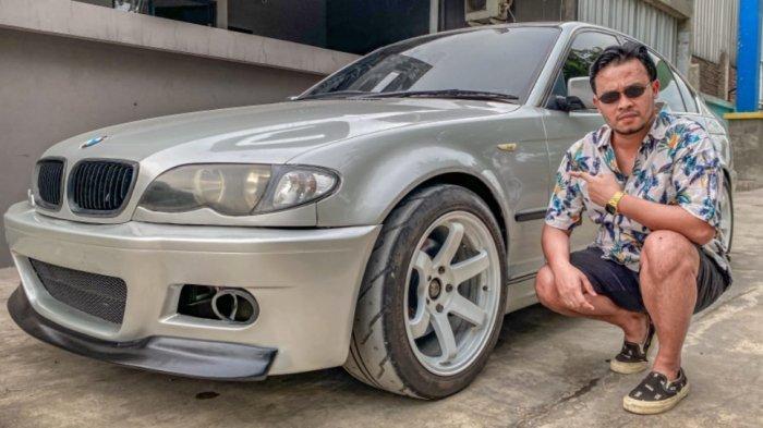 Arind Kunto tak Pengaruh Covid-19 untuk Merestorasi BMW-nya