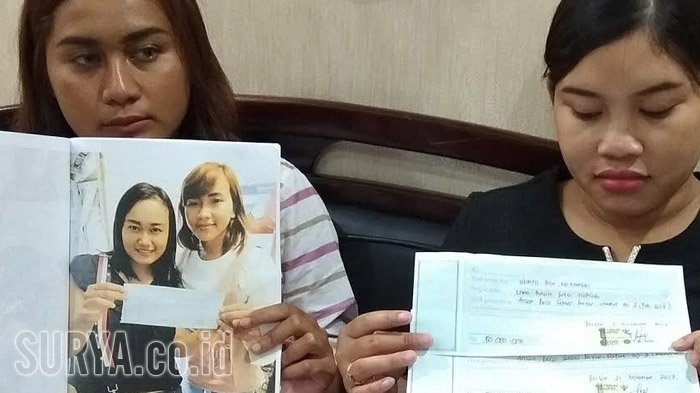 Polisi Pertemukan Korban dan Pemilik Arisan Ce Nying-nying