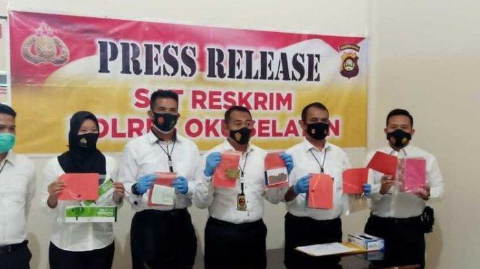 Gelapkan Uang Arisan Rp 400 Juta, IRT Berusia 20 Tahun Ditangkap Usai Kabur ke Jawa