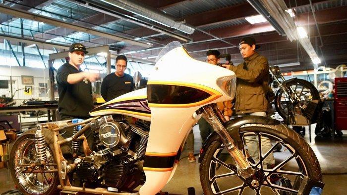 Menyambangi Workshop Builder Legendaris Arlen Ness Motorcycles yang Bikin Berdecak Kagum
