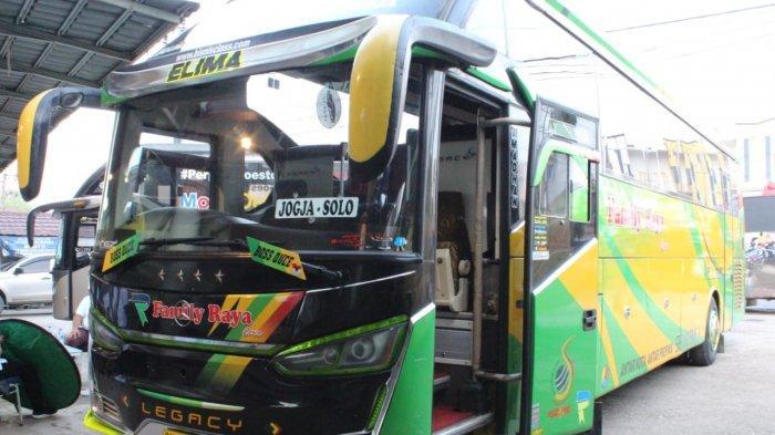 Secuil Kisah PO Family Raya Ceria, Legenda Transportasi Bus AKAP dari Kota Bangko