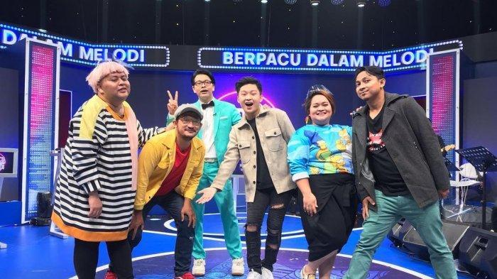 Armand Maulana Kedatangan 4 Bintang Tamu yang akan Mengocok Perut di Berpacu dalam Melodi