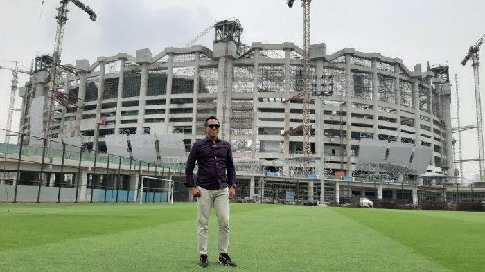 Sensasi Joging di Atas Ketinggian 70 Meter Bakal Ada di Jakarta International Stadium