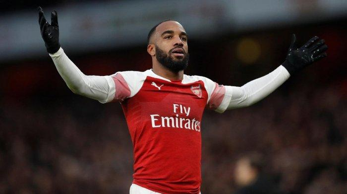 Live Streaming TV Online Everton vs Arsenal Liga Inggris 2019, Ozil Absen, Lacazette Cadangan