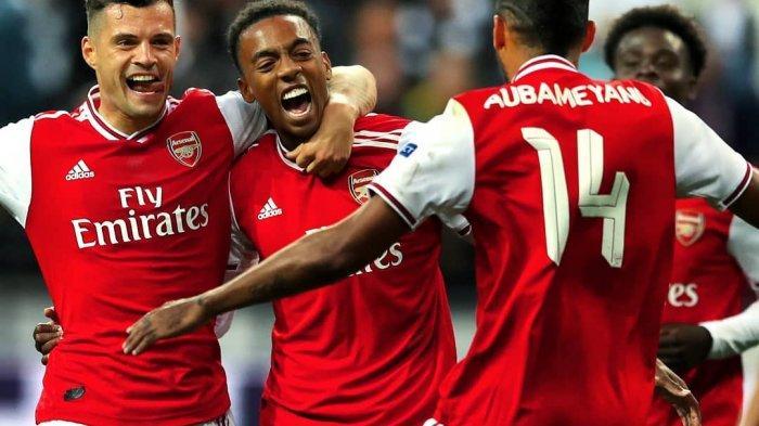 LINK Live Streaming Gratis Bournemouth vs Arsenal Liga Inggris via Mola TV, Tonton Lewat Hp di Sini