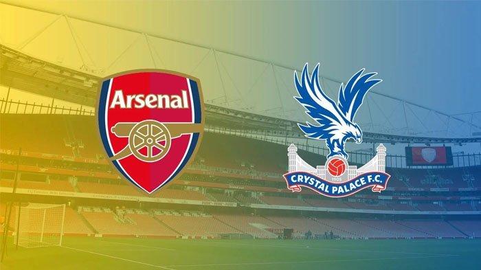 Live Score Siaran Langsung Arsenal Vs Crystal Palace Liga Inggris Pekan 35, Skor 0-1 Babak Pertama
