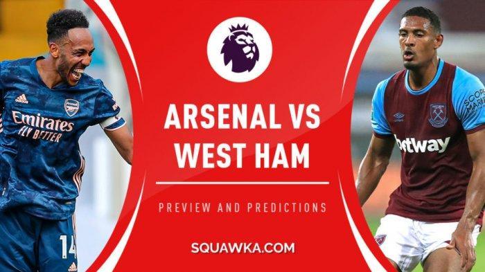 Dua Pemain yang Saling Baku Hantam Pekan Lalu Jadi Pnenetu Kemenangan Arsenal atas West Ham